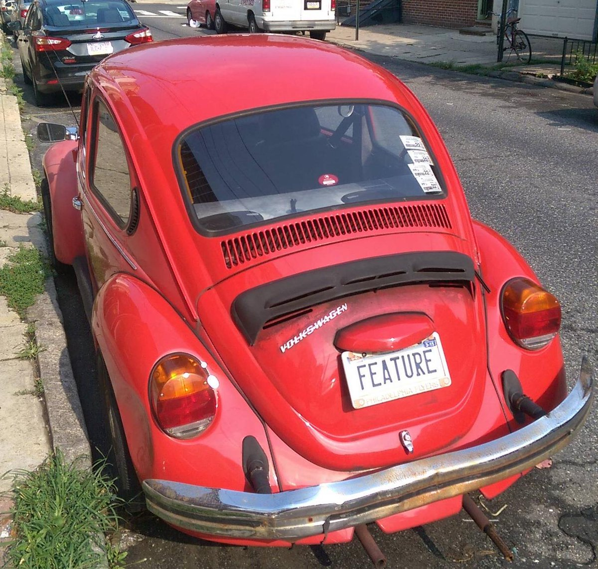It's not a bug… http://t.co/VjRJSRRN9n