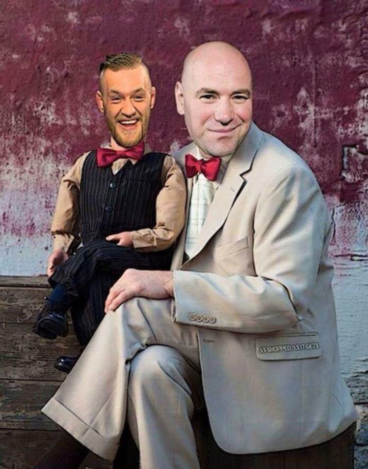 @danawhite #teamEdgar biggest joke you didn't give @FrankieEdgar the fight!! BS http://t.co/Lo0l7Hq6C2