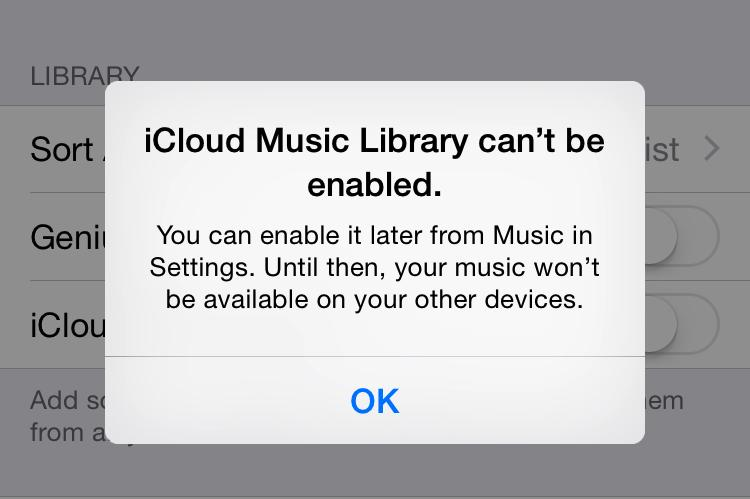 RT @TheNextWeb: iTunes Match via Apple Music isn't an improvement, and may ruin your existing library http://t.co/FGDXhaM1Ms http://t.co/HX…