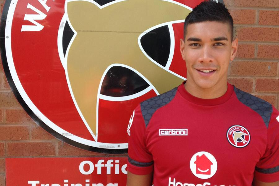 Philippine Sports News - Tiebreaker Times Etheridge signs with League One club Walsall FC News