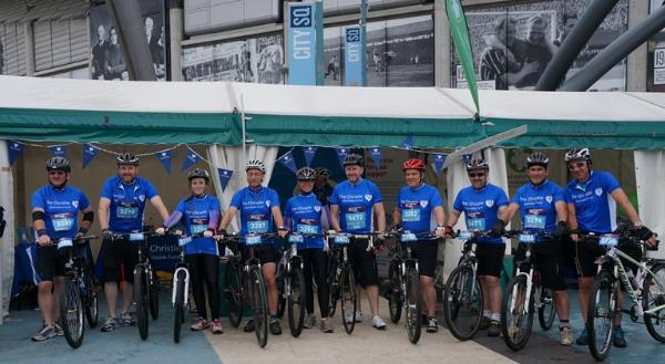 Congratulations Gillian Taylor who raised £3000 with help from friends for the @TheChristie - Great Manchester Cycle. http://t.co/mjRrpp6pnP