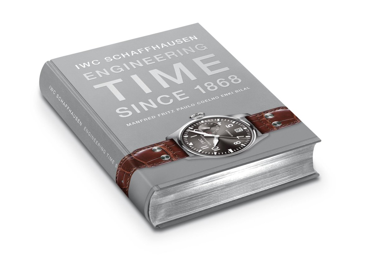 "Follow @IWC and retweet for a chance to #win ""The IWC Book"". #giveaway T&C's apply: http://t.co/OvHGtcBOzA http://t.co/9VFsv9pU0O"