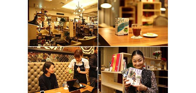 "Starbucks ""On-the-Rock Coffee Room"" アイスコーヒーをON THE ROCKスタイルで楽しむ6つの部屋が期間限定で登場。 http://t.co/01S5LKn7MK http://t.co/3awraX8Z3Z"