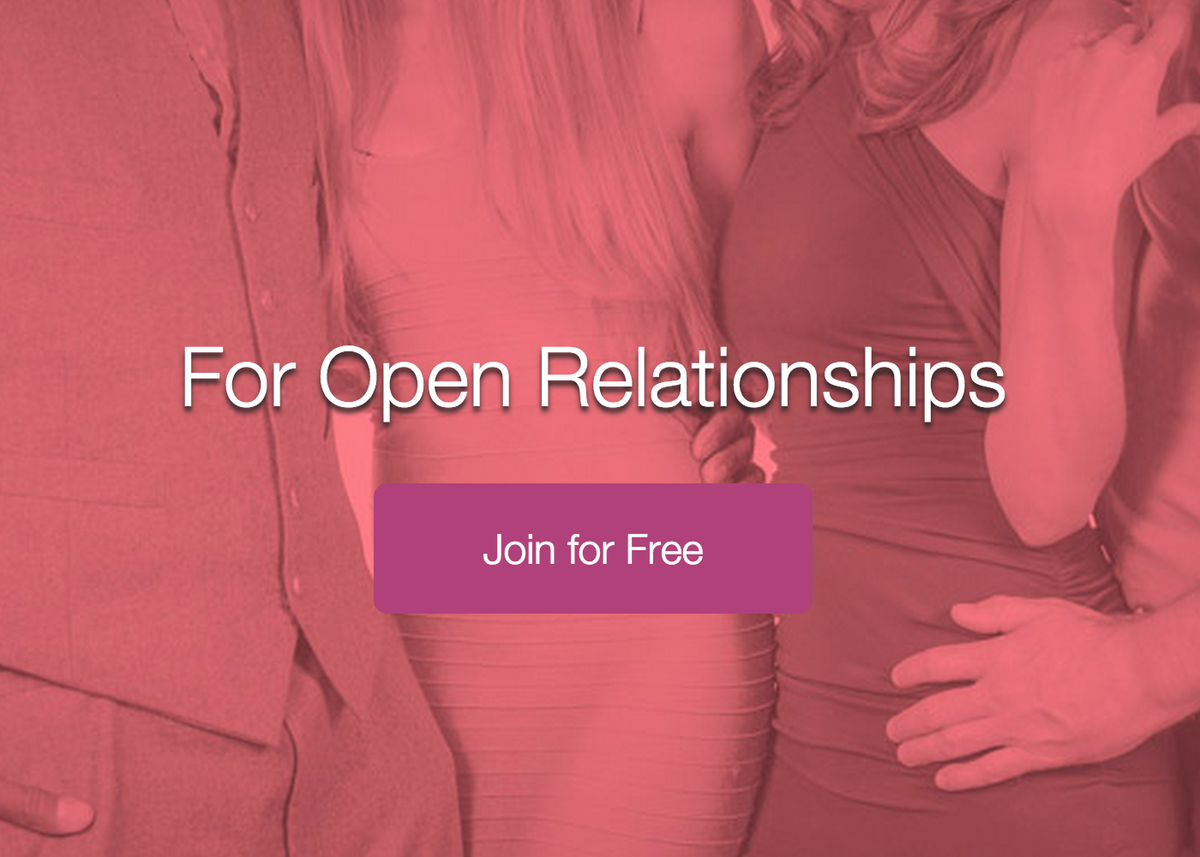 Open relationships dating sites