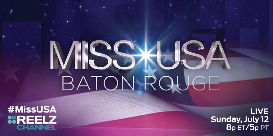 Exciting news for those who want to #SavetheSash! The #MissUSA pageant is coming to #REELZ. http://t.co/pyQv9FewK8