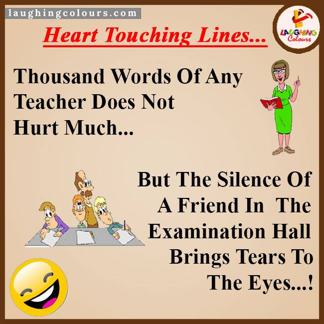 """Heart Touching Quotes For Teachers Day: LAUGHING COLOURS On Twitter: """"Heart Touching Lines"""