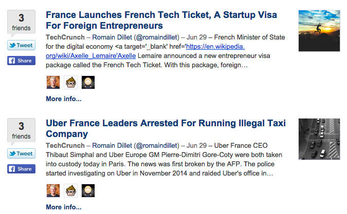 "@nuzzel nails ironic juxtaposition #france #uber ""There is no french word for entrepreneur."" http://t.co/q0IZJi1NkT"