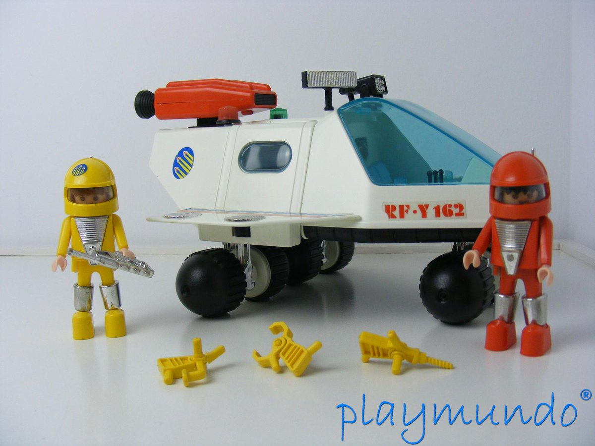 Playmundo on twitter playmobil 3534 nave espacial a o for Nave espacial playmobil