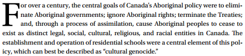 Intro to #TRC report cuts to the point http://t.co/4TAz5i4Wvo Makes @Humanist_Canada response even more disappointing http://t.co/9B81ieVVyO