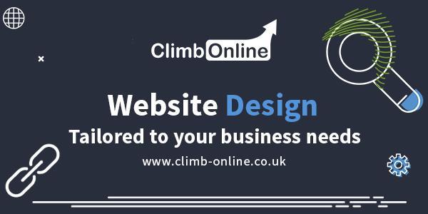 climb online on twitter design speaks louder than words web