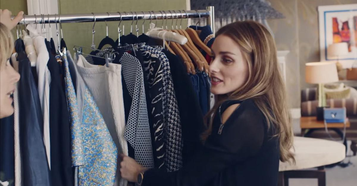 This is the ONE designer that #OliviaPalermo wears every single day: http://t.co/qXTj63hhwR http://t.co/eMjcPCXpS9