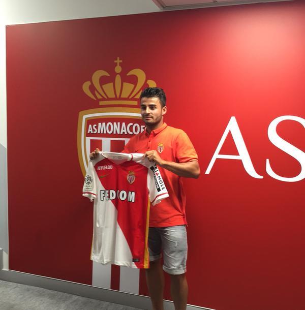 Officiel : l'AS Monaco accueille l'attaquant troyen Corentin Jean ! #transfert