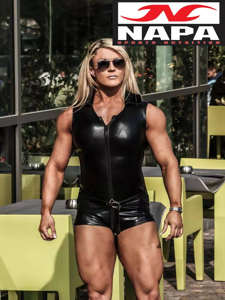 Ifbb pro lisa cross on twitter outfit compulsory in my - Lisa cross fbb ...