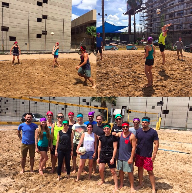 Handsome On Twitter Tbt To The 1st Annual Handsome Volleyball Tournament At Aussies Grill And Beach Bar Goodweather Goodtimes Http T Co Kv0qclxcws