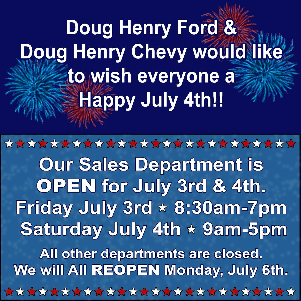 Doughenry Ford Chevy On Twitter Doug Henry Ford Chevy Would Like