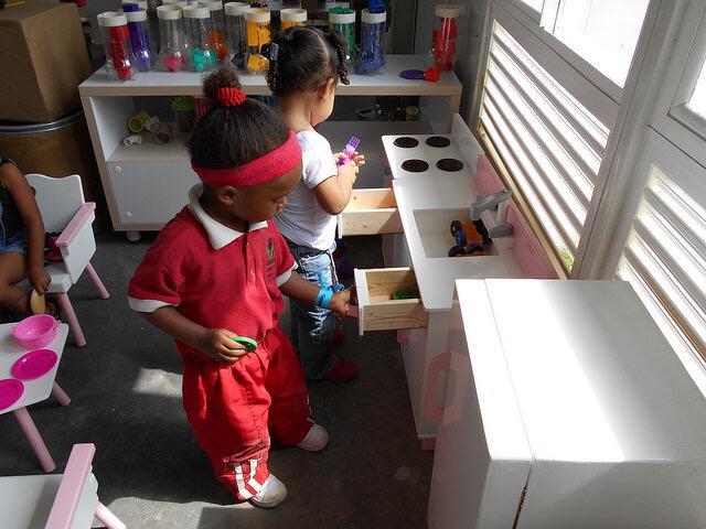 Muy felices de inaugurar gracias a Primero lo Primero dos Centros de Desarrollo Infantil en Santa Marta! http://t.co/BFekbZR1qv