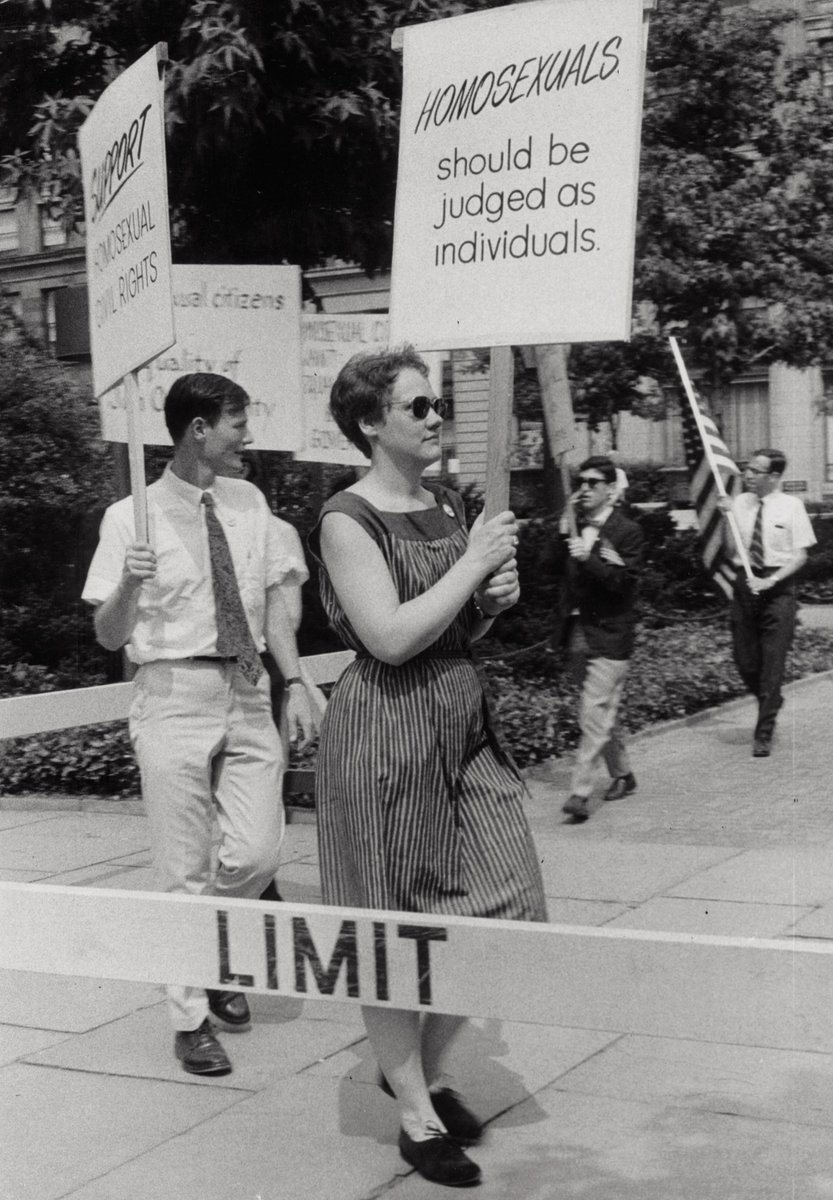 In Philly, July Fourth @KateKendell honors lesbian pioneer Barbara Gittings http://t.co/Y4uHUnWGig  @LGBT50th http://t.co/QqMkj5IOx1