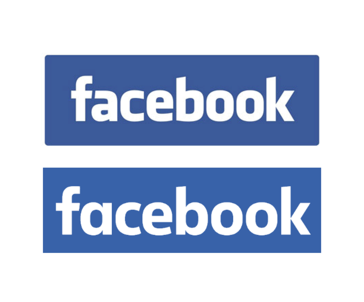 logo facebook changement