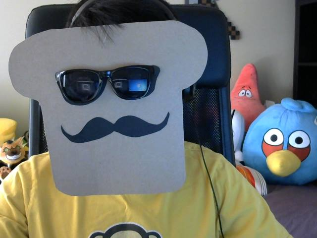 Disguised Toast accidentally shows his face : LivestreamFail  Disguised Toast...