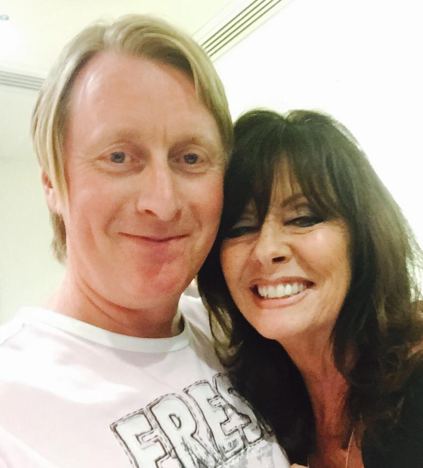 "RT @AmboOfficer: ""Allo Allo"" with @vickimichelle this evening @sinittaofficial launch party @sebjonesuk @Bethjones1983 @revivme http://t.co…"