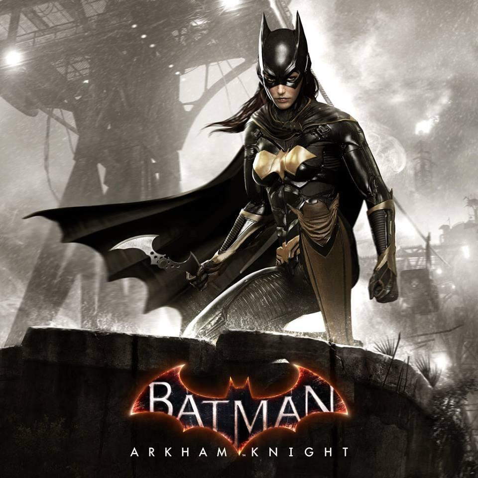 Batgirl DLC for Arkham Knight hits in less than two weeks (14th July) http://t.co/0u0qRyJfKU