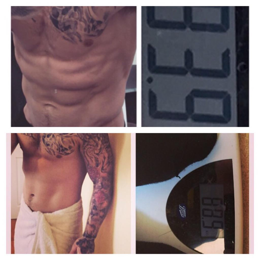 Using #burnbullets by @grillafitness  10% off use chidgey10bb http://t.co/exIMtxlqJK #RESULTS!! 💪💪💪 http://t.co/Qn2xPmx4OK