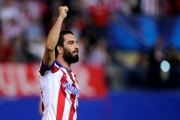 Arda Turan Denies Barca Speculations