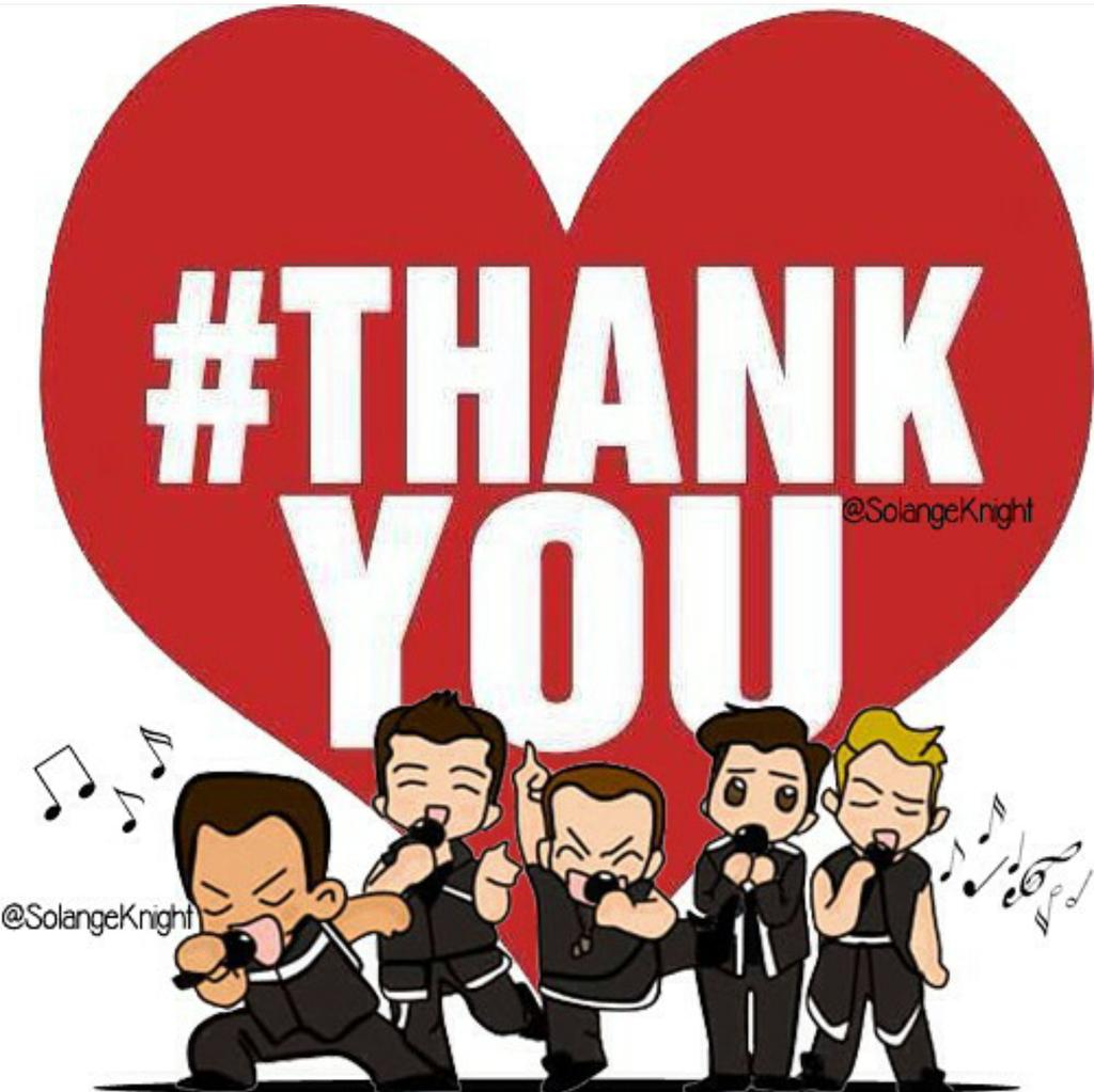 #ThankYou for an amazing tour @jordanknight @DonnieWahlberg @joeymcintyre @JonathanRKnight @dannywood