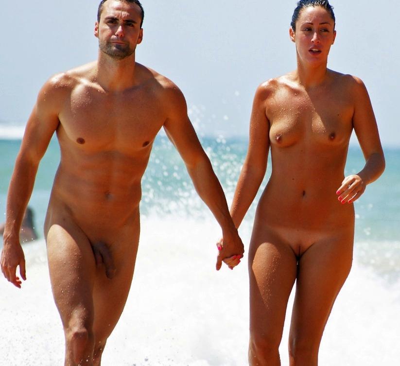 Pussy nudist couple web site nipples