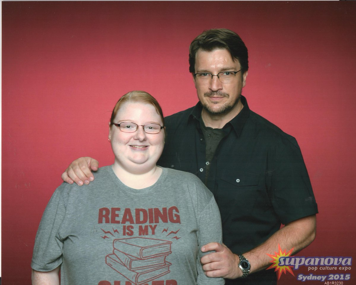 @NathanFillion It was an honor to meet you yesterday. Thank you for making my day! http://t.co/nFpOzua26O