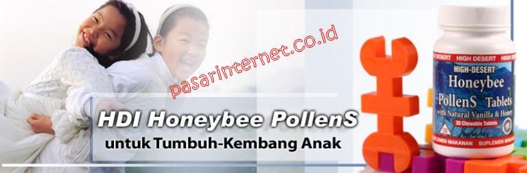 honey bee pollens