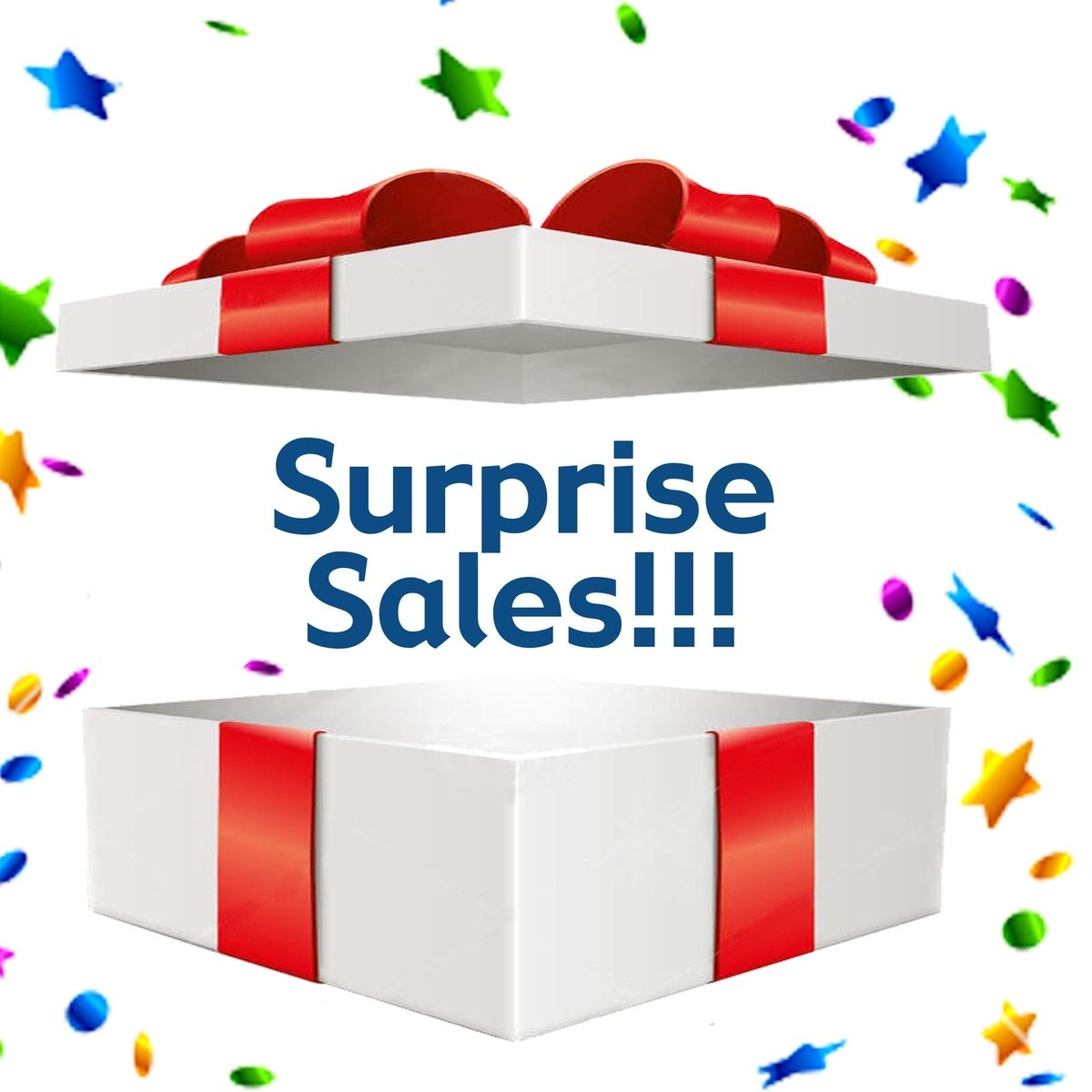 Image result for surprise sale