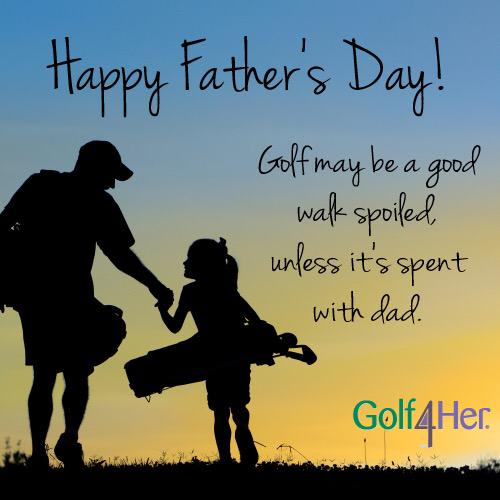 To all the dads that introduced us girls to #golf, thank you! #HappyFathersDay http://t.co/l2iBIcFl2Z