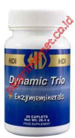 Dynamic Trio + Enzymeminerals