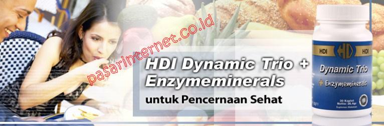 Dynamic Trio + Enzyme Mineral