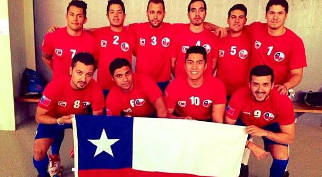 #LaOtraRoja golea 14-1 en Mundial en Francia #MundialHockey #Chile http://t.co/xVjVKEvYXu