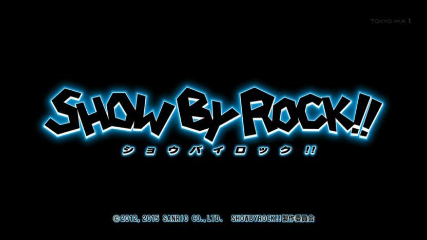 SHOW BY ROCK!! #sb69a #tokyomx http://t.co/szWubKAJ1G