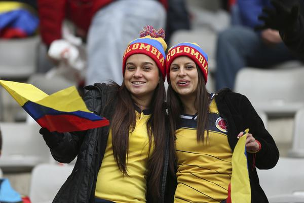 Colombia-Perù info Streaming gratis Coppa America Cile 2015