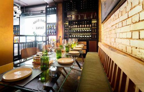 Reviews: Jason Atherton's Social Wine & Tapas menu wows the critics - http://t.co/lRe8Oj8R40 http://t.co/sbwMY6oTYi