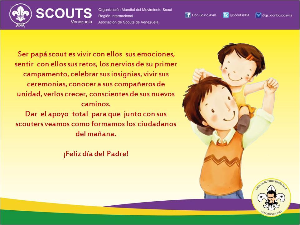 Grupo Don Boscoavila On Twitter Feliz Día Del Padre A Nuestros