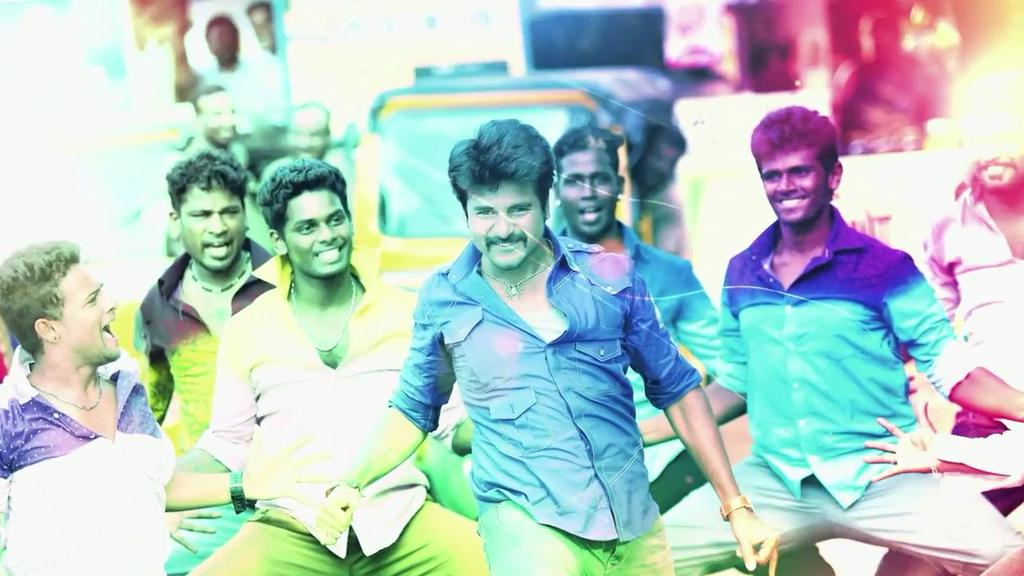Rajini Murugan audio tops the charts