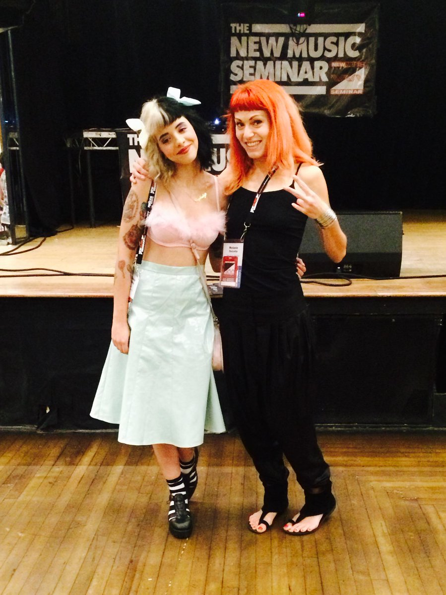 .@MelanieLBBH is here and ready to party with you tonight at @WebsterHall! #NMS15 http://t.co/fGEAWcHis9