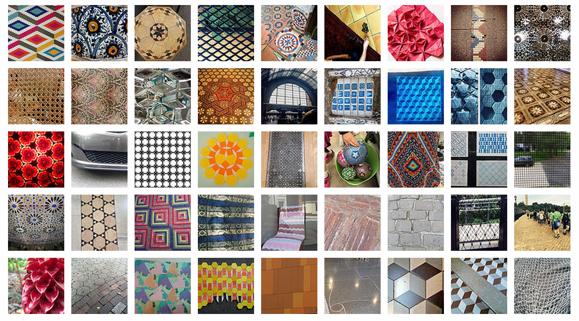 Of course... a tessellation of tessellations #mathphoto15 #tiles https://t.co/wgdNoxsOxe http://t.co/u6p74lDo8O