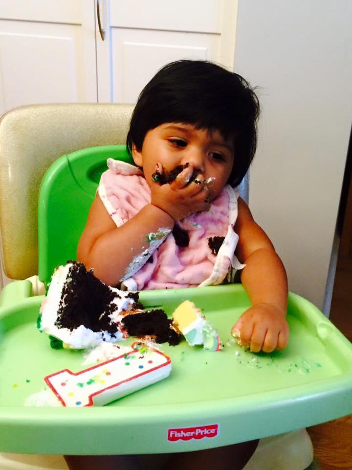 Chip Coffey On Twitter My Precious Goddaughter Ella Turns 1 Year