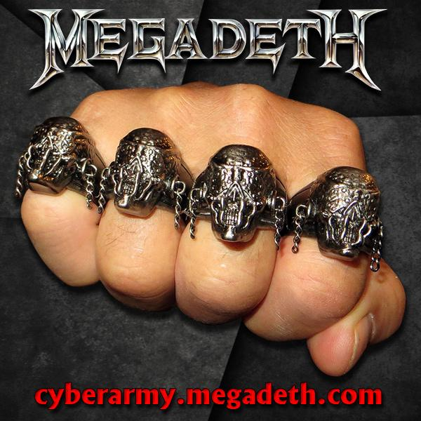 Final day! Get an Ultimate club membership and pick up a #FREE #Megadeth #VicRattlehead Ring! http://t.co/GyQKBt26Hg http://t.co/KgUUbui7Iv