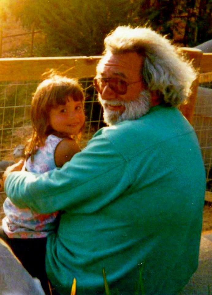 Jerry garcia daughters