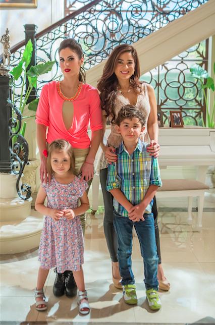 Los pequeños con sus mamás y tías ¿si era así verdad? #FinalMIVAC http://t.co/SztVBfRDVi