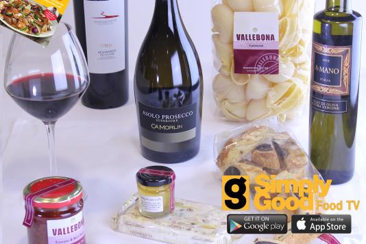 WIN a fabulous hamper of Italian goodies from Simply Good @sgftv #competition - pls RT! http://t.co/o1PhJy9zi2 http://t.co/fMFp04IMCk