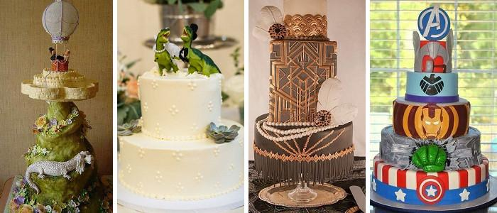 Wedding Magazine On Twitter Jurassic Park The Great Gatsby Cinderella 10 Amazing Movie Inspired Cakes Tco SvTUBP0DlU