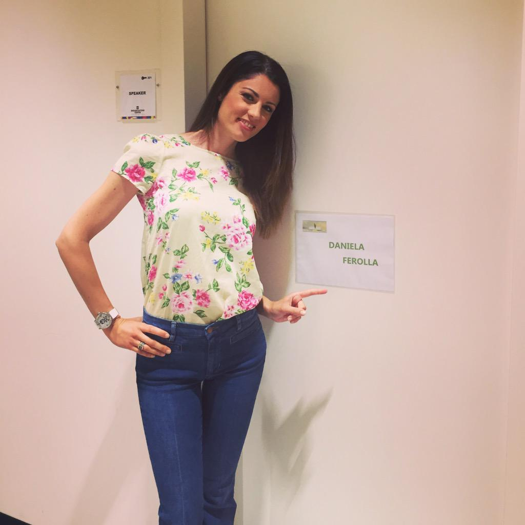 Daniela ferolla on twitter state seguendo linea verde for Linea verde favaro